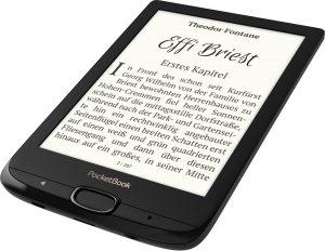 Ebook perfecto para leer libros gratuitos en Dynos