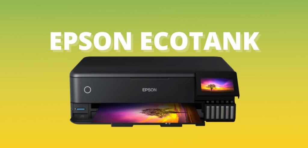EPSON ECOTANK DYNOS