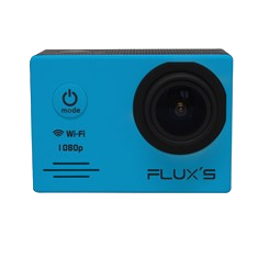 cámara de aventuras FLUXS en Dynos