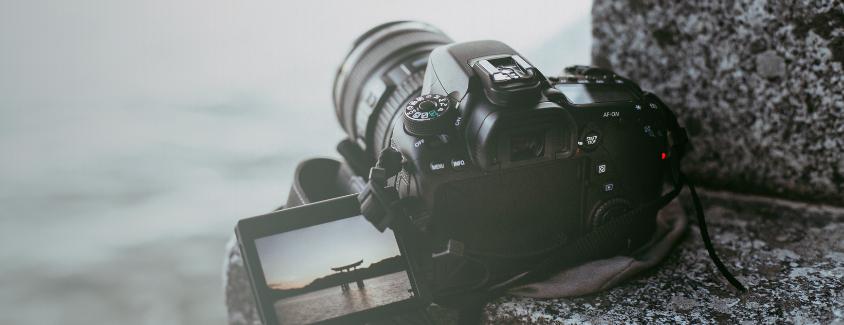 Tipos de cámaras de fotos dynos