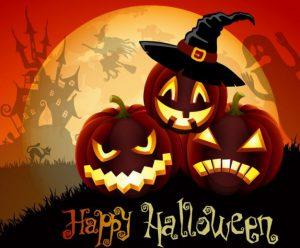 halloween en dynos