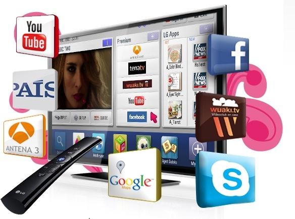 television con smart tv