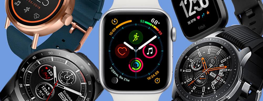 modelos smartwatch