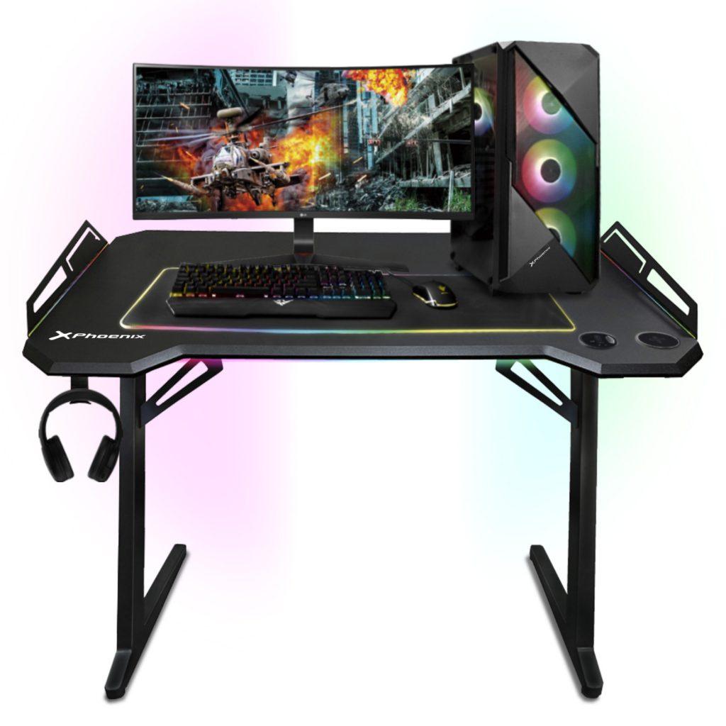 Mesa gaming PHZAPHIR