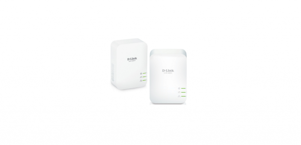 PLC D-link para mejorar la conexión wifi