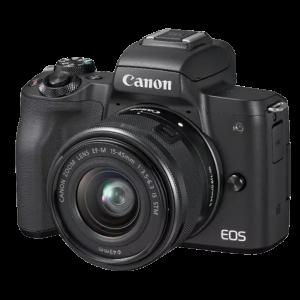 Canon Eos M50 Dynos cámara de fotos réflex